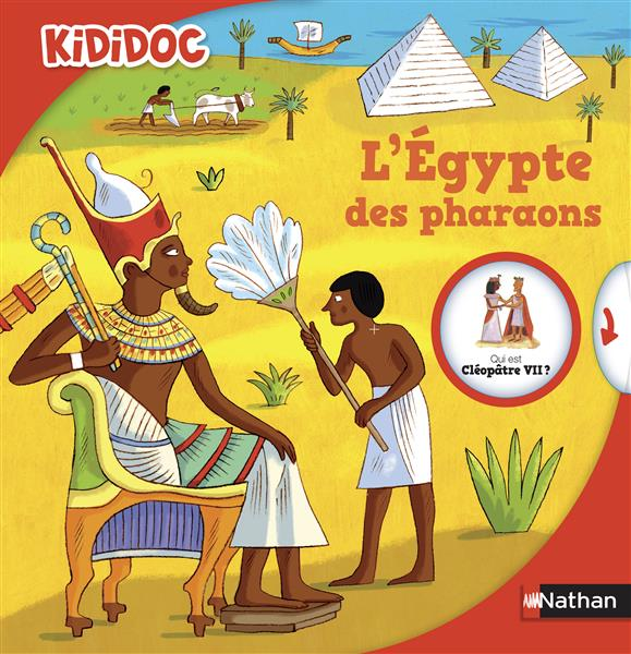 L'EGYPTE DES PHARAONS - VOLUME 23